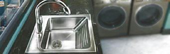 60° Washboard Sink Systems