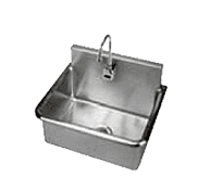 Stainless Steel Wash-up  - Just Manufacturing Multi-station